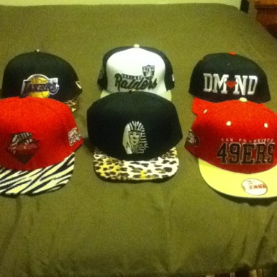 Selling these hats hmu if u interested!!!