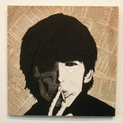jeffhulligangallery:  Ghost of George