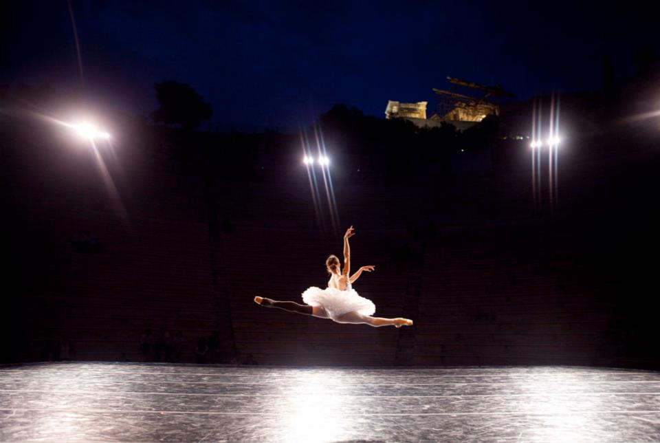 ilovemarianela:  at the Herodes Atticus Theatre.
