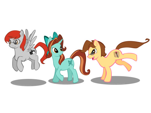 girlwithribbon:  franchium:  KRINKADINEL Ponies Because when I get bored, I flashback, and for some reason, I remembered at least Nadine and Mel telling me about MLP:FiM. Which, I may add, was way back in season 1. Not sure if Krinkle was part of that, but I wanted to complete the Triad. :D Since I didn't watch the series, some research went into it for the designs. Although after posting this I wonder how long it'll take one of them to crash my house with the full series. :))  AAAAAAAAAAAAAAAAAAAAAAAAAAAAAAAAAAAAAAAAAAAAAAAAAAAAAAAAAAAAAAAAAAAAAAAAAAAAAAAAAAAAAAAAAAAAAAAAAAAAAAAAAAAAAAAAAAAAAAAAAAAAAAAAAAAAAAAAAAAAAAAAAAAAAAAAA PONIES. KRINKADINEL PONIES.  WE SHALL WATCH PONIES NEXT TIME WE INVADE YOUR HOUSE YES.  OH MY GOODNESS THIS IS THE BEST SURPRISE TO OPEN RIGHT BEFORE GOING TO BED ON A BAD DAY/WEEK (MOSTLY DUE TO THE COLD/SICKNESS) FRANCHIE I LOVE YOU SO MUCH THANK YOU FOR THIS!!! Krinkle, Nadine, let's INVADE HER HOUSE NOW!!! WITH A PAAAARRRTAYYYYYY!!!! /pinkie pie mode