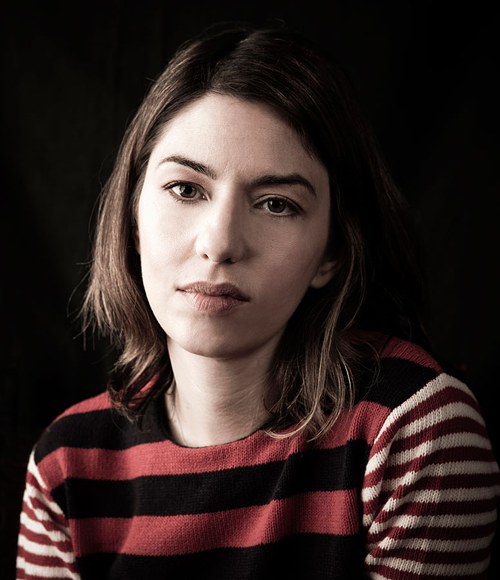 Sofia Coppola photographed by Kevin Scanlon