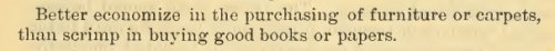 ~ What Shall I Eat? The Housewife's Manual, by Miss E. Neill, 1892