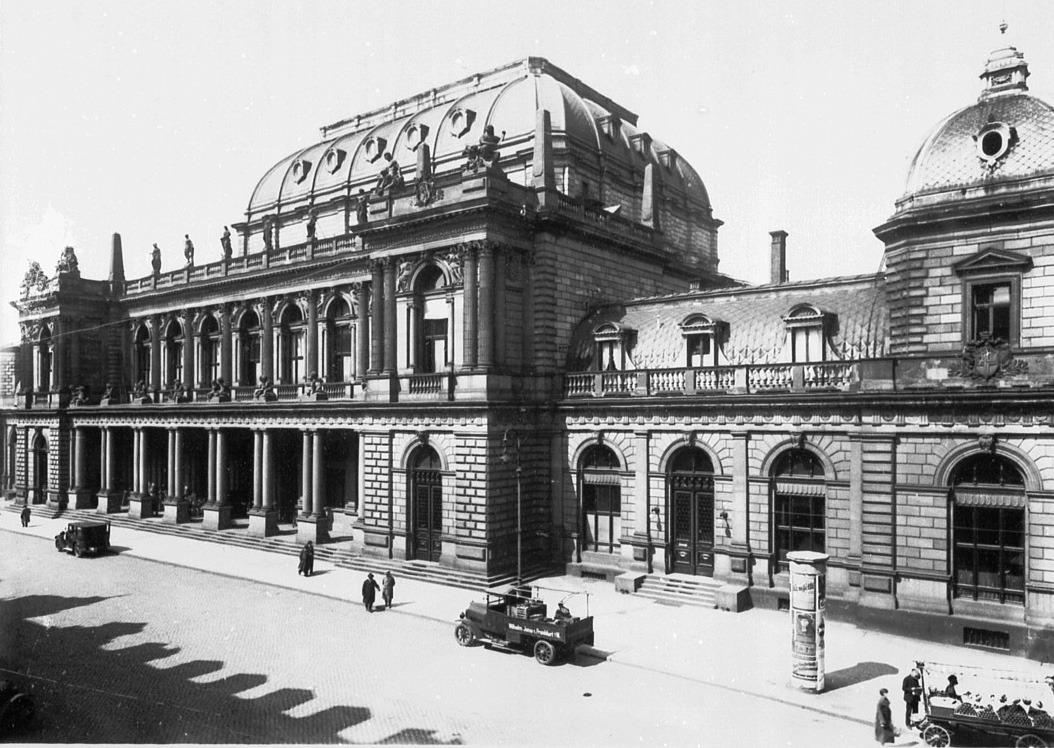The Stock Exchange Building, Frankfurt am Main
