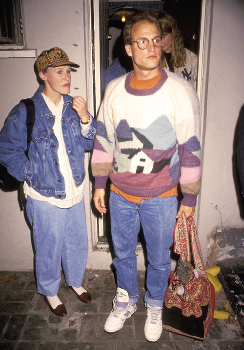 Exploring the '80s with Glenn and Woody.