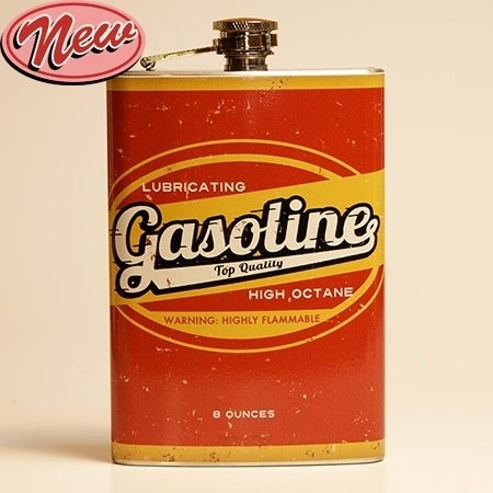 There are very few things cooler than a really cool flask.