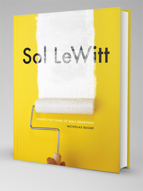 typeverything:  Typeverything.com - Sol LeWitt Book Cover by