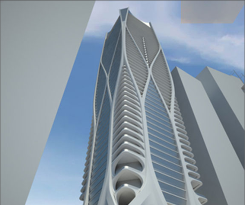 The Miami Skyline is set to change once again with 1000 Museum