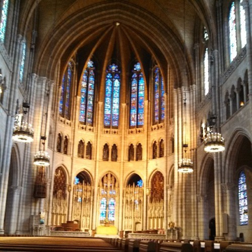 Riverside Church….