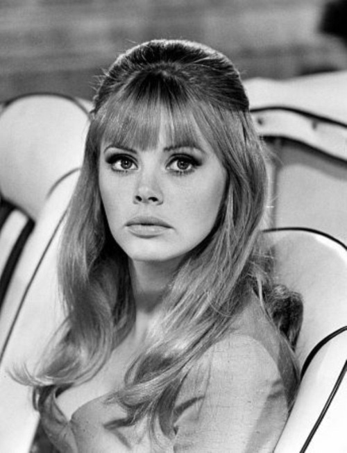 retrogirly:  Britt Ekland