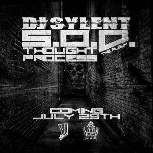 A new chapter in the infamous Stoke of Death series from @DJSylent coming July 29th S.O.D: Thought Process