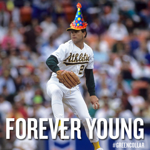 Happy Birthday to A's Pitching Coach Curt Young