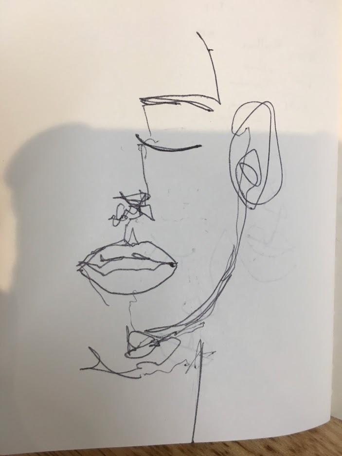얼굴 그림
