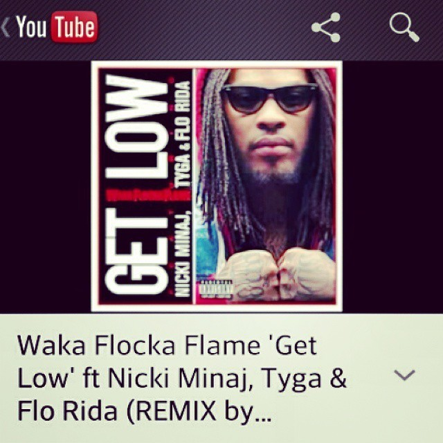 #WAKAFLOCKA #NICKIMINAJ #TYGA #FLO-RIDA #GETLOW #REMIX #FREEDOWNLOAD ON #REVERBNATION link on my #instagram profile or at www.reverbnation.com/moshaemusic #rap #hiphop #audioengineer #beatproducer #musicproducer #mixingengineer #beats #MOSHAEBEATS #MOSHAEMUSIC