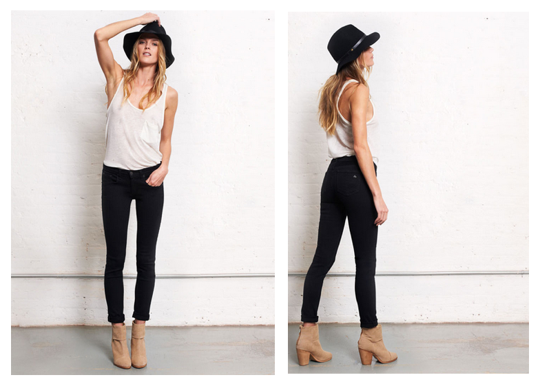 rawkiss:  Rag & Bone /JEANS