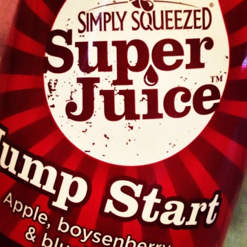 Love this #superjuice
