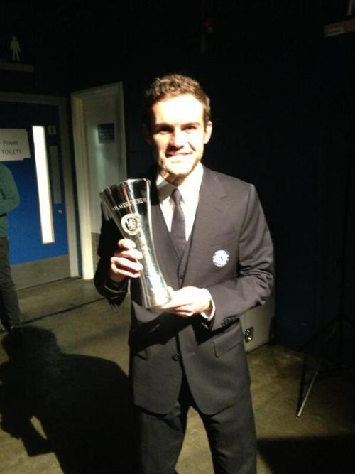 "Mata wins ""Please-please-please-let-me-have-your-babies Player of the Year Award"""