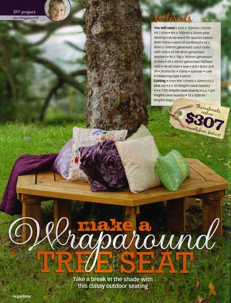 Instructions: http://www.flamingpetal.co.nz/diy-build-a-tree-seat/