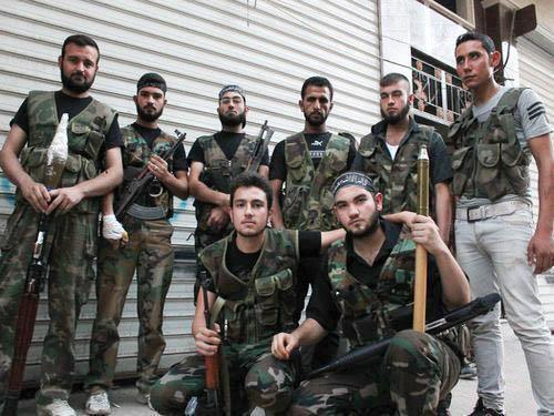 Real Heroes from #syria