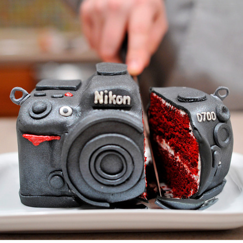 inspirationfeed:  (via inspirationfeed.com – Top 30 Realistic Cake Designs)