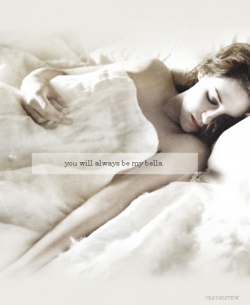 cray4kstew:  you will always be my bella- e.cullen[#kristenstewart bd1new still]