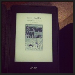 Ya kindle paper white! Thanks Zachy!