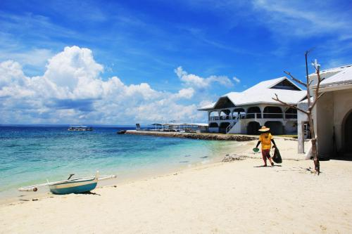 Pandanon Island, Bohol, Philippines Right next to Cebu is the island of Bohol. I was actually surprised that the island next to our list is already considered part of Bohol. Well, at least we hit two places in one trip!