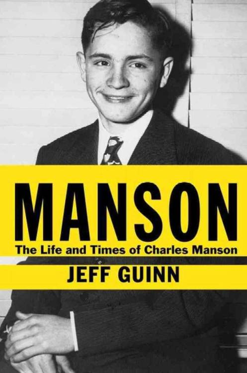 "Tomorrow: Jeff Guinn, author of ""Manson: The Life and Times of Charles Manson"" is on the show to give us the historical and personal context behind Manson's notorious murders in the late 60s."