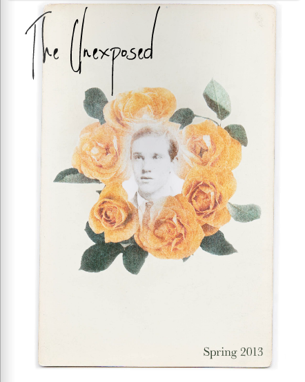"http://issuu.com/theunexposedmagazine/docs/theunexposed_spring2013 The Unexposed Magazine, Vol 2 Issue 1, Spring 2013 issue is now available to view online by clicking this link! This issue's theme was ""Secrets"" please feel free to share this link with family and friends! ♥ Many thanks to all who contributed!"
