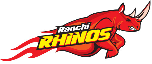 Hockey India League 2013 Ranchi Rhinos Logo
