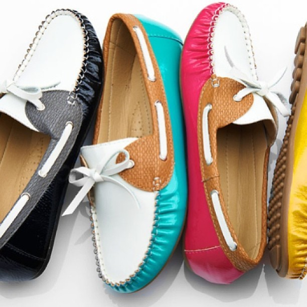 Mother's Day present to myself? I think so. #boatshoes #groupon #teal