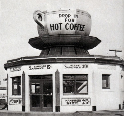 indypendent-thinking:  Los Angeles Coffee Cafe, 1934