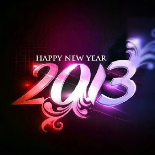 Have a safe and happy New Year everyone!! Bring on 2013!!!