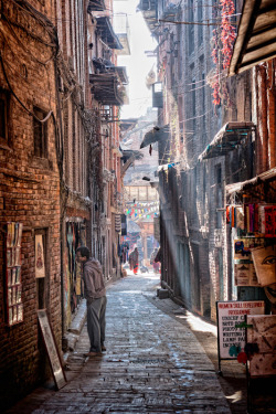 "I love to travel, today I'm dreaming… ""Bhaktapur, Nepal"""