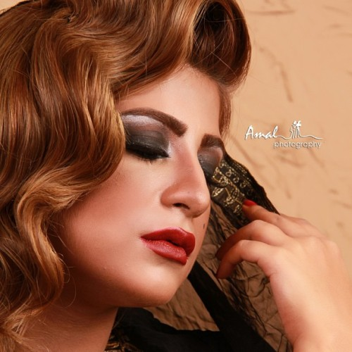 Photography by Amal Abdullah @amal17 Make-up @nouf_artist hair style by @mernastyl