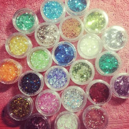New glitter!