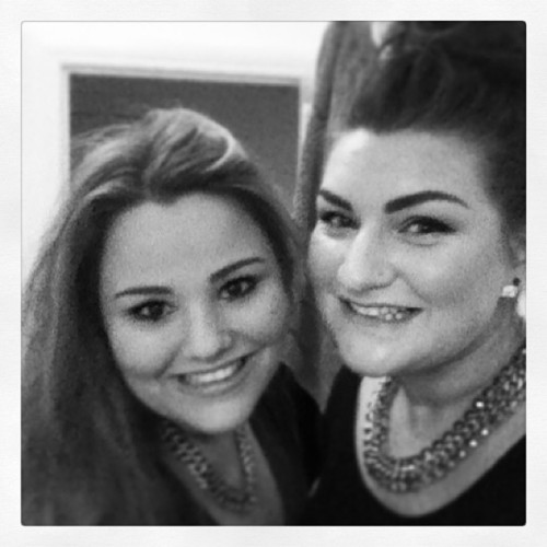 Wee yazzy and me #cute#me#girls#party#friends#happy#smiles
