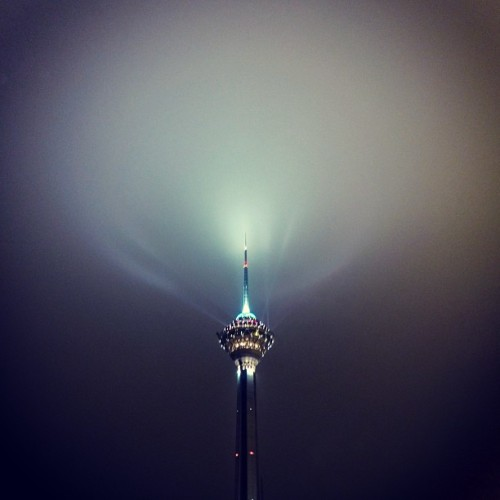 Milad Tower, Tehran, Iran