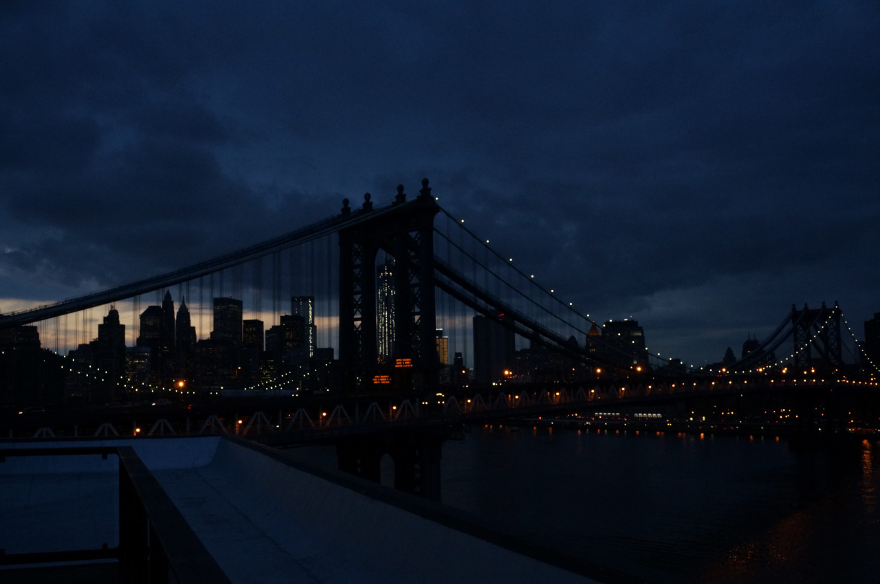 evening in NYC [photo by molto vomito]