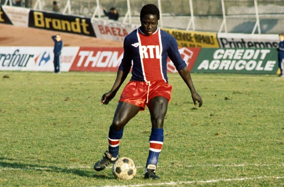 Jean-Pierre Adams, PSG, December 18 1977. Source: L'Equipe Jean-Pierre Adams has been in a coma for 31 years after a knee operation went wrong on March 17, 1982. This Reuters article written by Patrick Vignal was published in 2007 but remains relevant today.