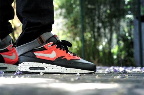 sweetsoles:  Nike Air Max 1 x Sneakers Addict '3rd Anniversary' (by Jérémy Goaziou)