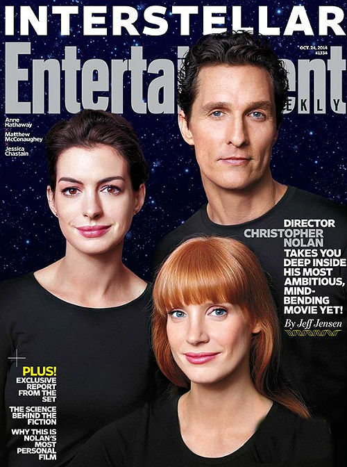 Entertainment Weekly   October 21, 2014