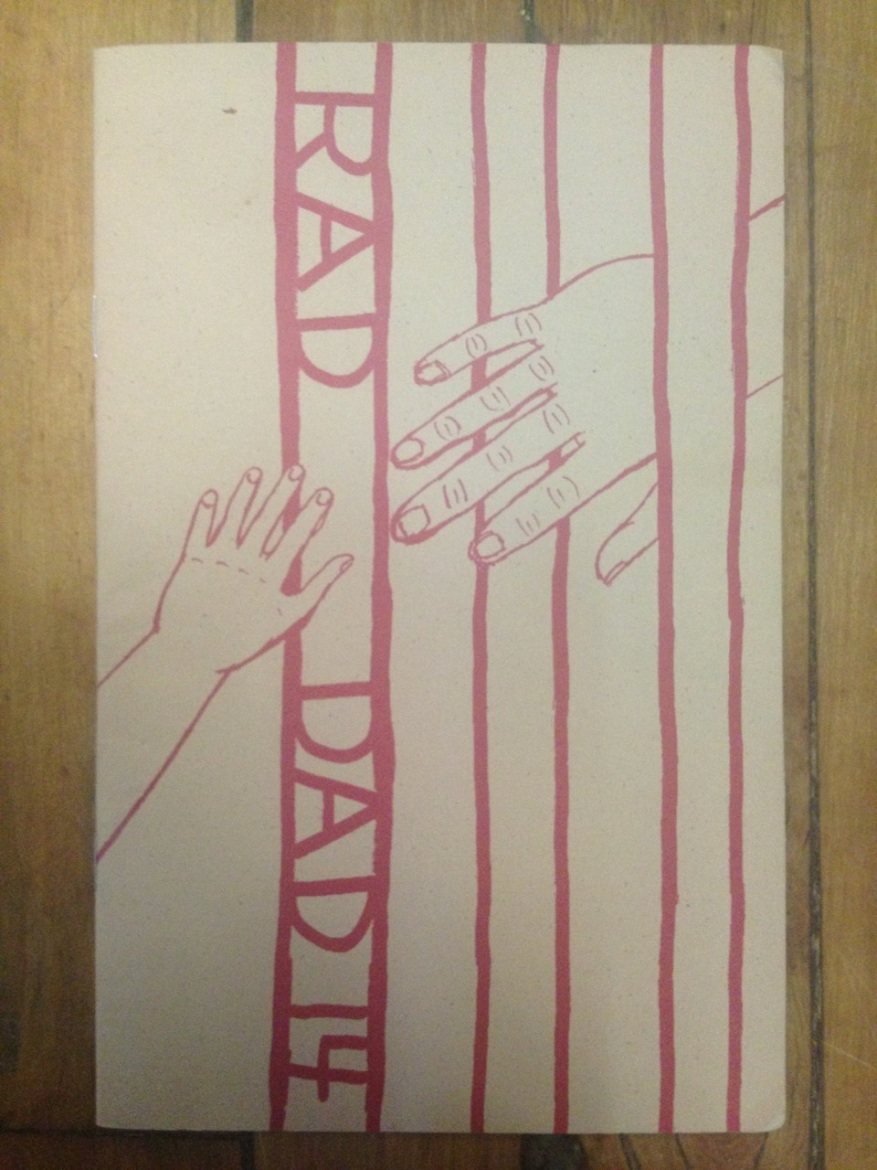 zine of the day—Rad Dad!