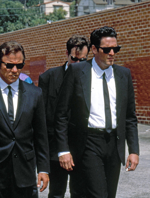 pharaohthoth:  Reservoir Dogs [1992] [Directed by Quentin Tarantino ]