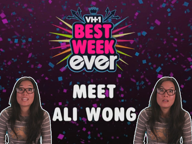 "Meet Your Best Week Ever Cast: Ali Wong      If Ali Wong rings a bell, it's because you might watch TV. That's good, because she's been everywhere from The Newsroom to The Tonight Show. And now, Best Week Ever! She's also Los Angeles-based and 2011′s  Variety Magazine's ""10 Comics to Watch""–meaning, you should be watching her. Literally. On your TV."