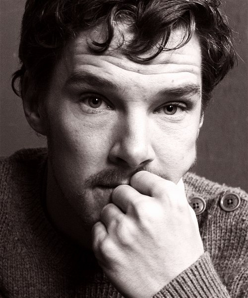 cumberbatchweb:  Rather lovely photo of Benedict Cumberbatch that I hadn't seen before.