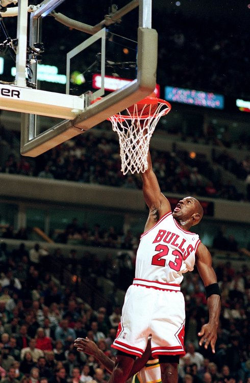 lovingbasketball:  Happy 50th Birthday, Michael Jeffrey Jordan