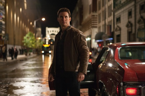 #1 - Jack Reacher (2012) Christopher McQuarrie - 1/1/2013 In this movie, Werner Herzog tells a really cool true story about his own life. It was great getting to watch a movie that so prominently features Pittsburgh while actually in Pittsburgh. Lots of murmurs from the crowd every time there was a new location, trying to place it. Loved the shots of the North Shore, Downtown, the Strip District, Polish Hill South Side Slopes, even Mario's (hah!). Driving through the tunnels and downtown has always terrified me, so that awesome chase scene was particularly effective. Tom Cruise was totally a BAMF (as in Jules, not as in X-men universe). Not sure I love the character, but if they make another movie, I'll see it. The film looked great - loving shots of Pittsburgh, but also some interesting camerawork. I really liked the violation of the 180 degree rule for some reason. Majorly <3 David Oyelowo. Didn't care for Rosamund Pike as the world's most inappropriately dressed lawyer, channeling Lorraine Bracco in Hackers. A few groaners, but overall entertaining if not exactly super smart. The idea that you do what's right, no matter what it takes…it's interesting, I've gotten totally hooked on Scandal recently (which you should absolutely watch, Kerry Washington is perfection), and it sort of deals with the same idea. but I prefer the more nuanced exploration of that concept on the show.
