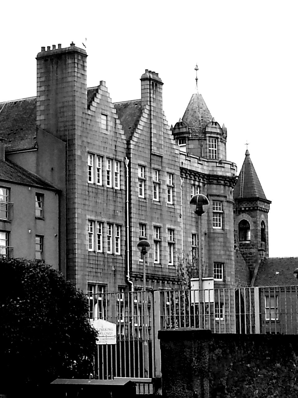 The old post office Aberdeen