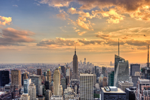 Welcome to New York by Ton Ten on Flickr.
