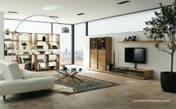 homedesigning:  (via Neutral Living Room Design)